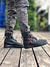 Кросівки чоловічі Nike Lunar Force 17 Duckboot black, фото 5