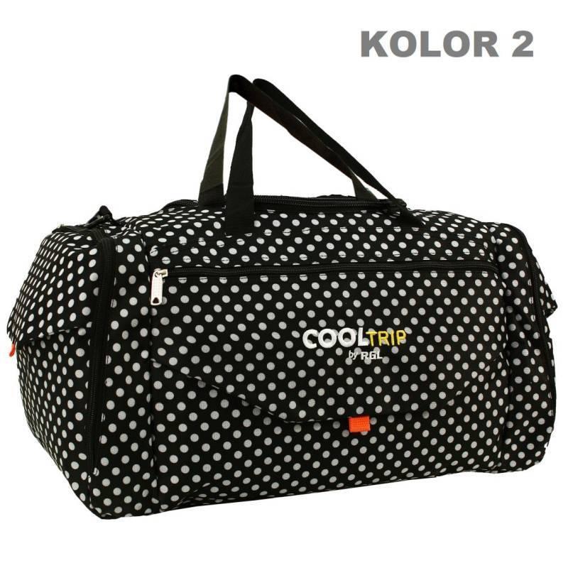 Дорожная сумка RGL Model 25C kolor 2