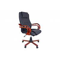 Кресло Bonro Premier O-8005 черное, фото 1