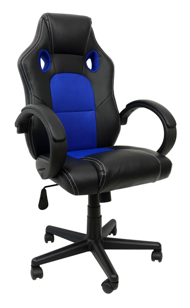 Кресло геймерское Bonro B-603 синее