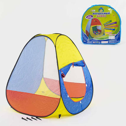 "Палатка 3032 ""Волшебный домик"" (18) ""Play Smart"" 92х92х105 см, в сумке"