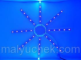 Ультрафіолетова лампа світлодіодна DIY ELECTRONIX 20 ватт GR - 20