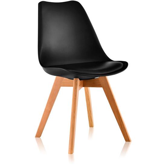 Кресло Bonro B-487 черное