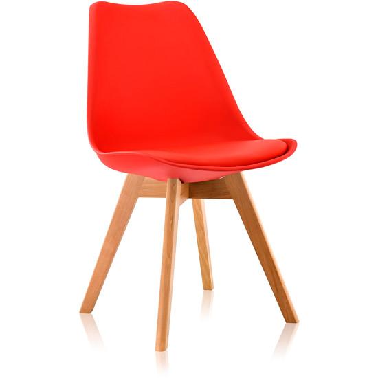Кресло Bonro B-487 красное