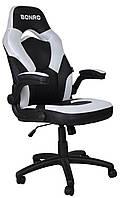 Кресло геймерское Bonro B-office 2 белое, фото 1