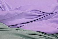 Нежно лиловый. С начесом.Ткань вискоза трикотажная стрейчевая, ( теплые водолазки) (1,50м)