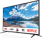 Телевизор Sharp 55BJ5E   (UltraHD / 4K / SmartTV / 400Hz / HDR / DVB-С/T2/S2), фото 2