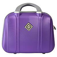 Сумка кейс саквояж Bonro Smile (середній) фіолетовий (purple 612)