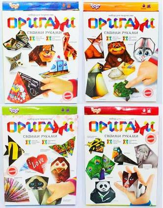 """Оригами Ор-01-01,02,03,04,05 (20) 5 видов """"ДАНКО ТОЙС"""""""
