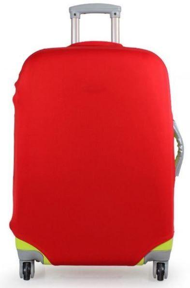 Чехол для чемодана Bonro маленький красный (12052008) S