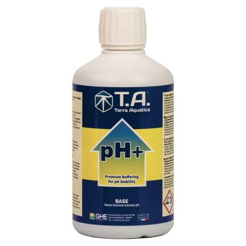 PH Up GHE (повыситель уровня pH) 0,5 л.