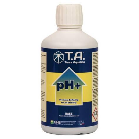 PH Up GHE (повыситель уровня pH) 0,5 л., фото 2