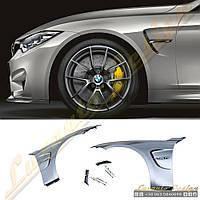 Крылья передние стиль M3  для BMW F30