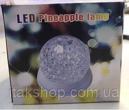 Лазер диско шар W-118 RGB, фото 3
