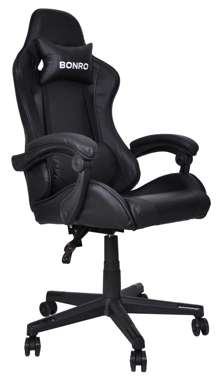 Кресло геймерское Bonro B-2013-2 черное