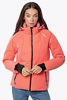 Женская горнолыжная куртка Avecs, коралл Р. 42 44 46 48 50 52, фото 1