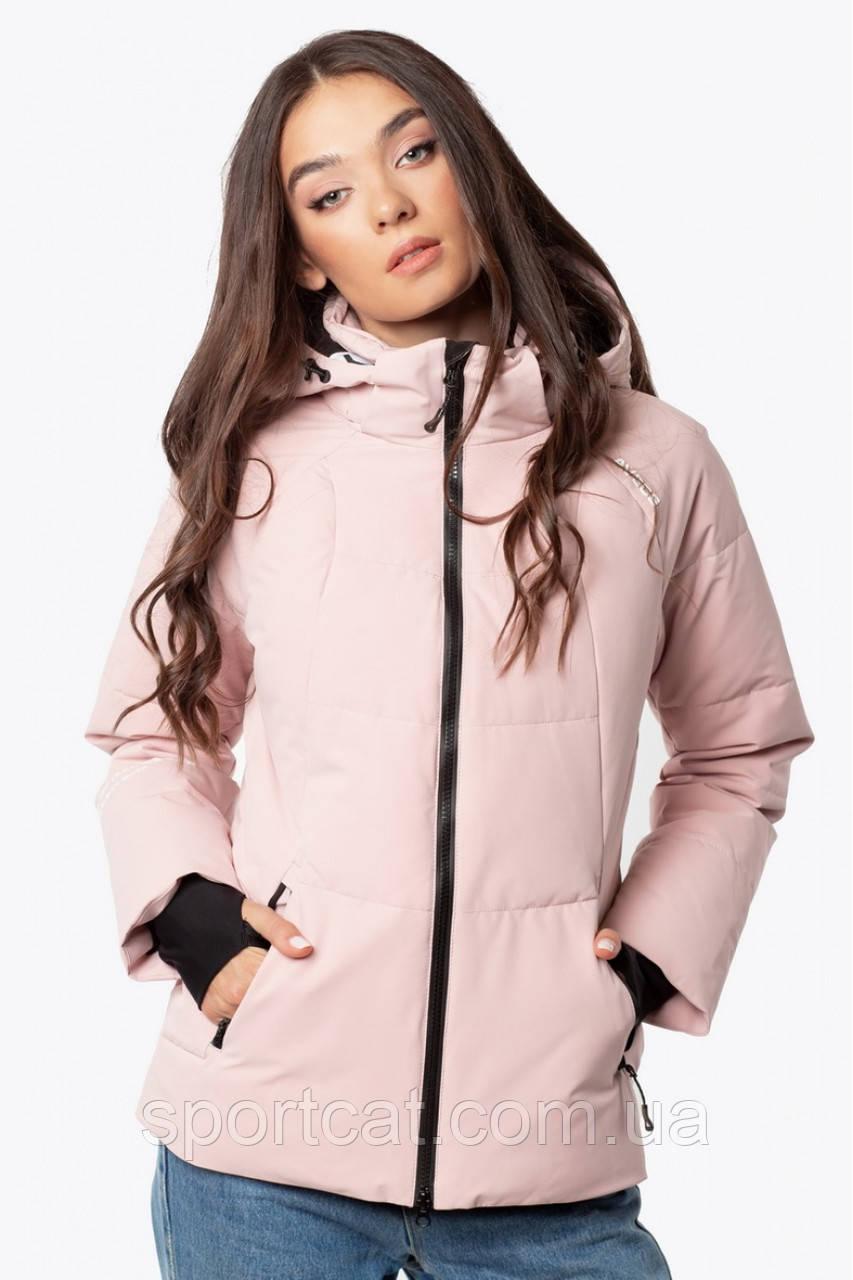 Женская горнолыжная куртка Avecs, пудра Р. 42 44 46 48 50 52