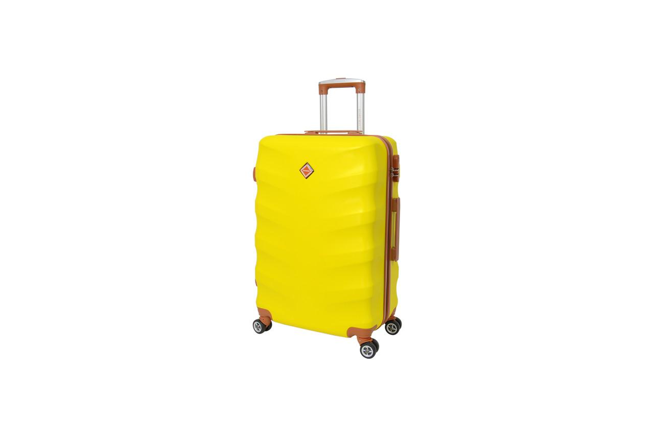 Чемодан Bonro Next (небольшой)  желтый