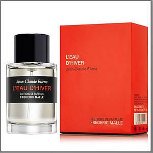 Frederic Malle L`Eau D`Hiver парфюмированная вода 100 ml. (Фредерик Маль Зимняя Вода)