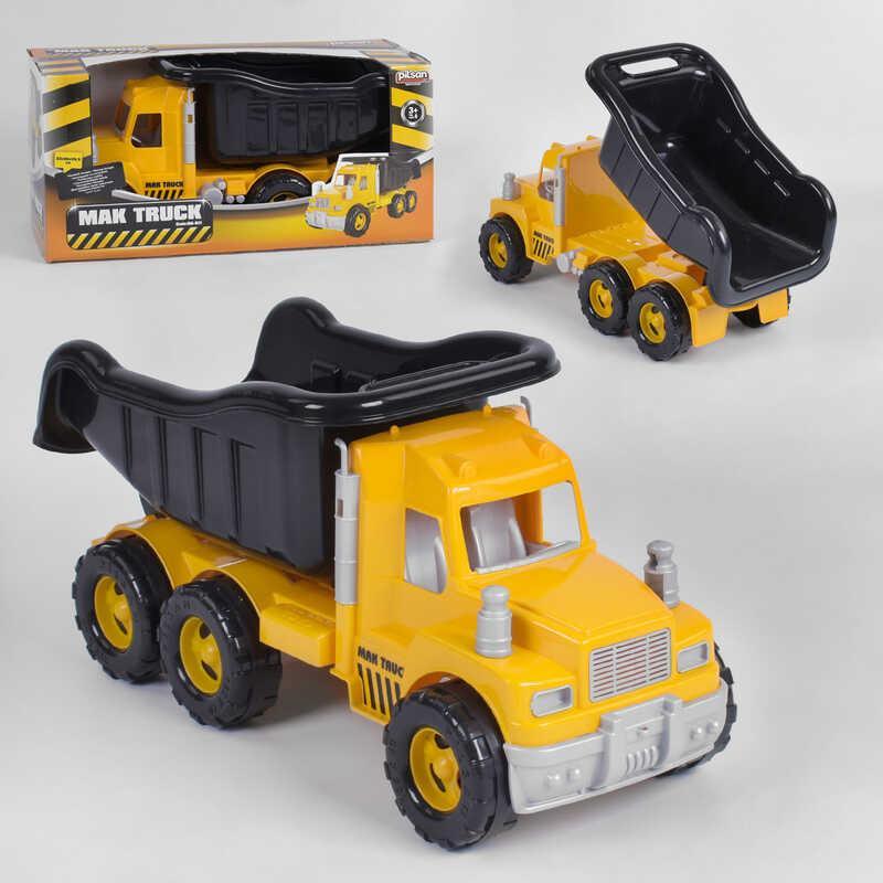 Вантажівка Рilsan 06-611 (6) в коробці