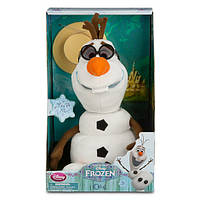 "Поющий снеговик Олаф - Холодное сердце ""Frozen"" Disney Дисней, фото 1"