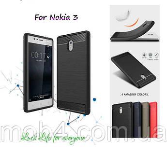 Противоударный чехол Urban (Урбан) для Nokia (Нокиа) 3