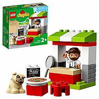Конструктор LEGO DUPLO Town Киоск-пиццерия 10927