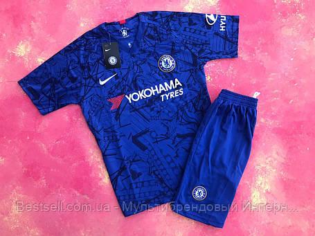 Футбольна форма ФК Chelsea (Челсі), фото 2