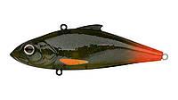 Воблер Раттлин Strike Pro Euro Vibe Floater 80, 80 мм, 15 гр, Тонущий, цвет: C722G-UV Hot Tail Motoroil UV,