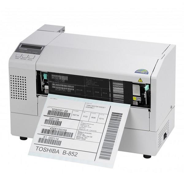 Принтер этикеток Toshiba B-852-TS22-QP-R