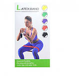Резинки для фитнеса Latex Band 5 штук, hm, фото 4