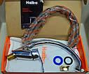 Кухонный латунный смеситель на мойку Haiba FOCUS 777 (HB0138), фото 7