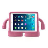 Чехол противоударный детский с ручками iPad mini розовый