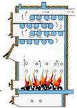 Твердопаливний котел 75 кВт Ідмар GK-1. Твердопаливні котли тривалого горіння, фото 3