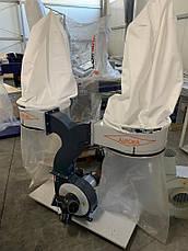 Вытяжка для стружки Aurora 300S аспирация  (3900 м3/ч, 2,2 кВт, Cormak, Польша), фото 2