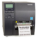 Принтер этикеток Toshiba B-EX4D2-GS12-QM-R, фото 3