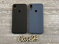 Чехол матовый на Meizu M9 Note (2 цвета), фото 1