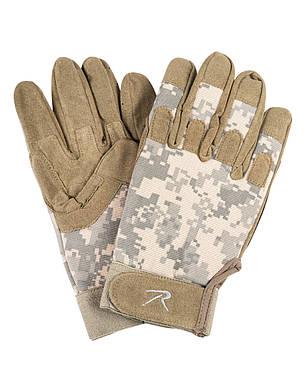 Легкие универсальные тактические перчатки, фото 2