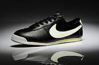 Кроссовки мужские Nike Cortez New Style (найк кортез) черные