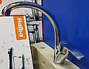 Кухонный латунный смеситель на мойку Haiba FOCUS 777 (HB0138), фото 4