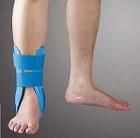 Ортез для сильной фиксации голеностопного сустава с гелевыми подушками Ortop OH-914 Тайвань