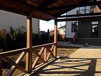 Ограждение террасы и балкона. Производим под заказ., фото 1