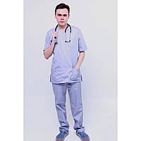 """Мужской медицинский хирургический костюм, гарантированное качество """"Marseille"""""""