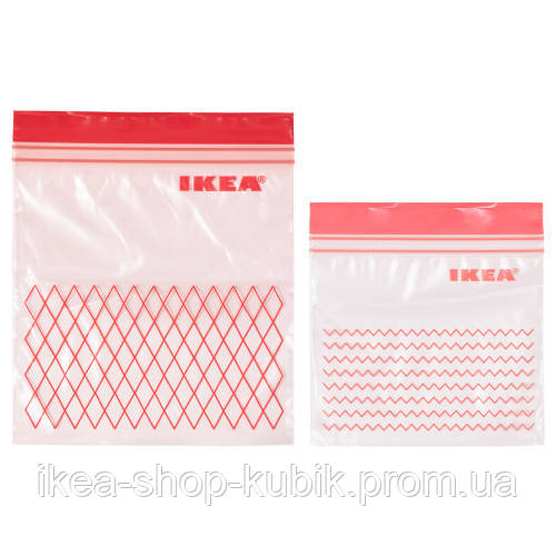 Пакети для заморозки ІСТАД, 60 шт.