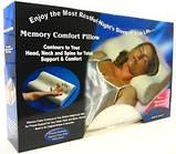 Подушка ортопедическая с памятью «Memory Pillow», фото 2