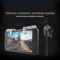 Mini98k Триггеры для телефона PUBG Mobile / Тригера для ПАБГ, ПУБГ, Джойстик, Курки, Геймпад для смартфона, фото 4