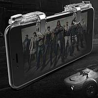 Mini98k Триггеры для телефона PUBG Mobile / Тригера для ПАБГ, ПУБГ, Джойстик, Курки, Геймпад для смартфона, фото 5