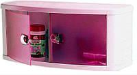 Шкафчик для ванн и санузла АБС пластик, Б 1022