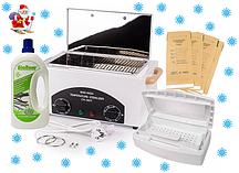 Набор для стерилизации и термообработке инструмента с сухожаром CH-360T