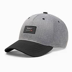 Закрытая кепка бейсболка Flex без регулятора INAL сlassic S / 53-54 RU Серый 257253